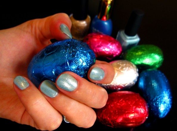 Easter, manicure, Bloom nail polish, stylish manicure, DIY manicure, new season trend manicure, beauty blog