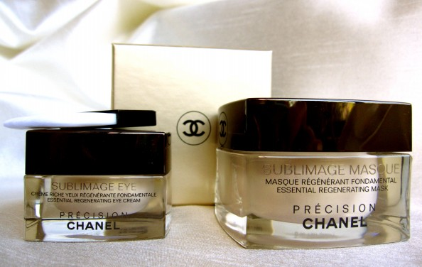 Essential regenerating Chanel Sublimage Masque, Eye Cream, effective, skincare, CrashingRed, beauty blog, product review