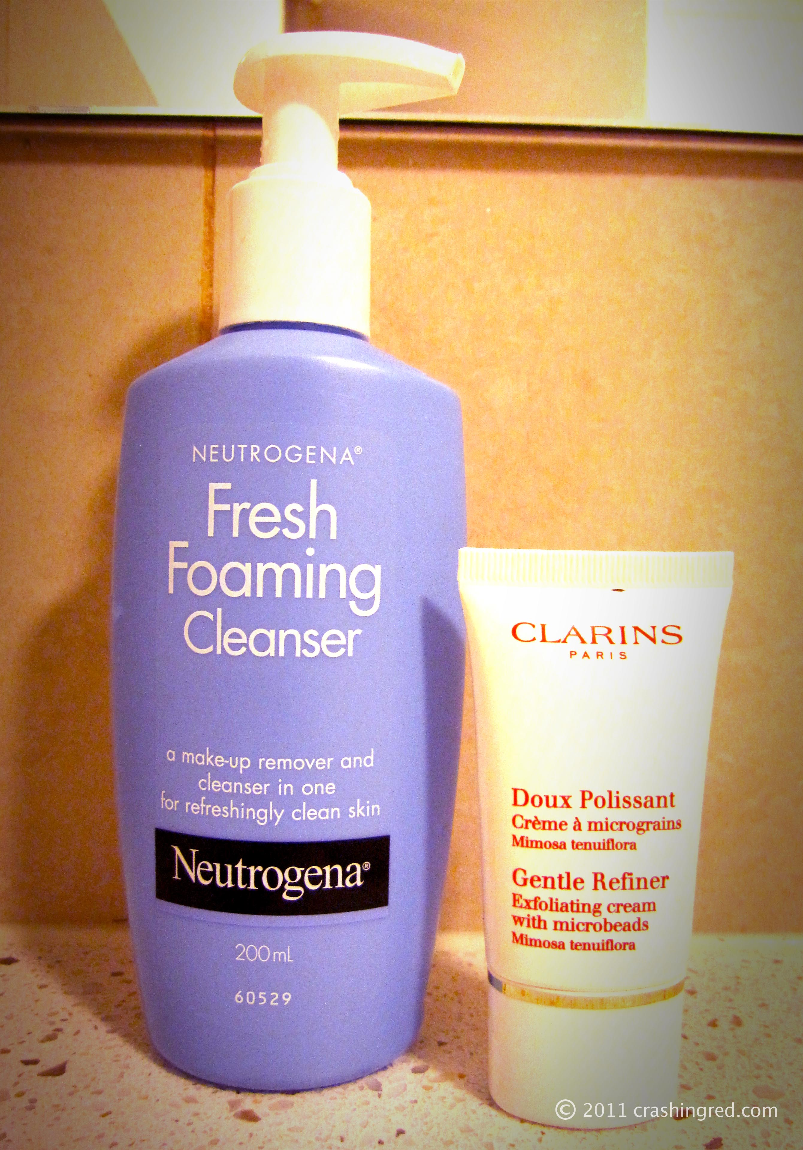 How to use neutrogena cleanser