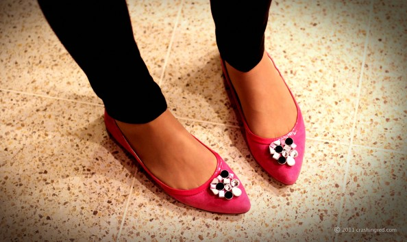 Mimco pink shoes, winter style, bright color trend, fashion blog Australia