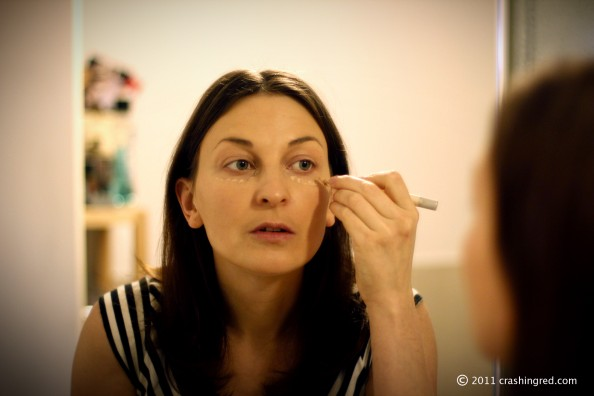 concealing dark circles under eyes, make up tips, sydney fashion beauty blog
