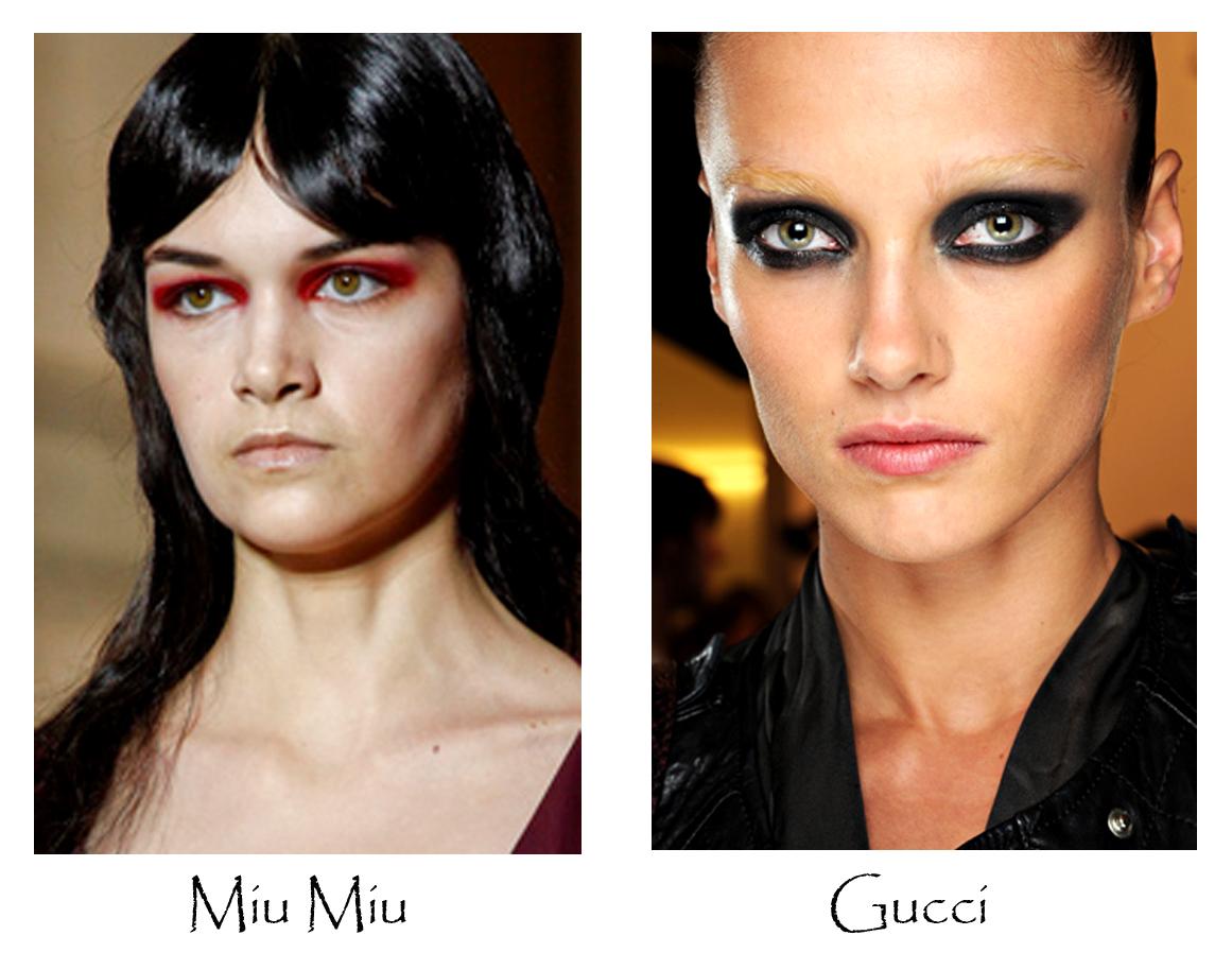 CrashingRED Makeup Trends Summer 2012