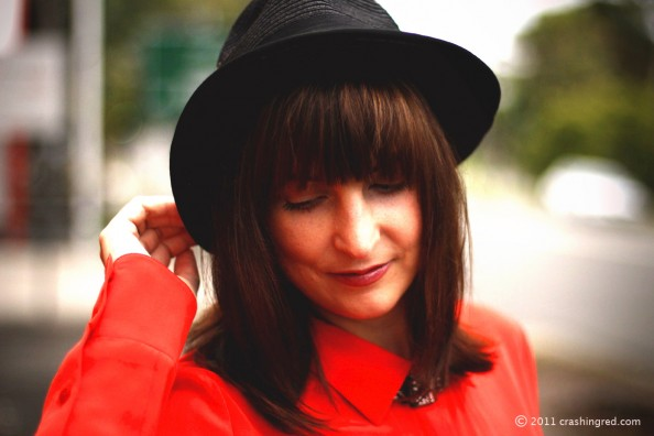 how to wear black hat, fashion blog australia
