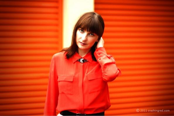 summer 2012 color blocking, fashion trend, fashion blog