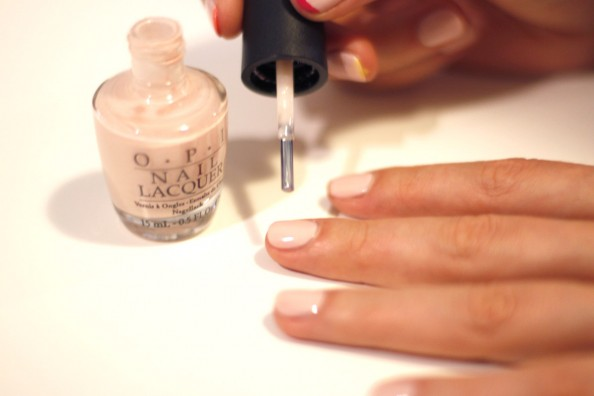 pretty nails, diy manicure, pastel and neon opi nail polish sweet heart, sydney beauty blog
