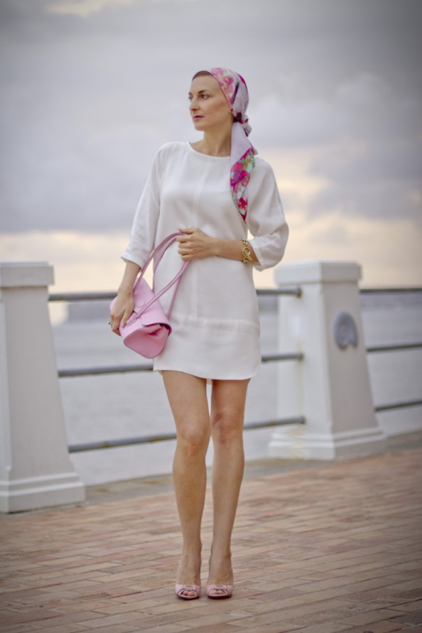 how to wear a headscarf, ladylike style for spring and summer, fashion blog australia