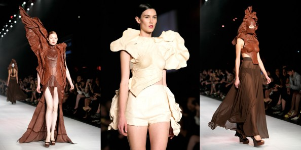 National Graduate showcase, Australian emerging designers, Natalia Grzybowski, lmff 2012, new fashion designers, Laura Hui Shan Li Windblown, sydney fashion blog