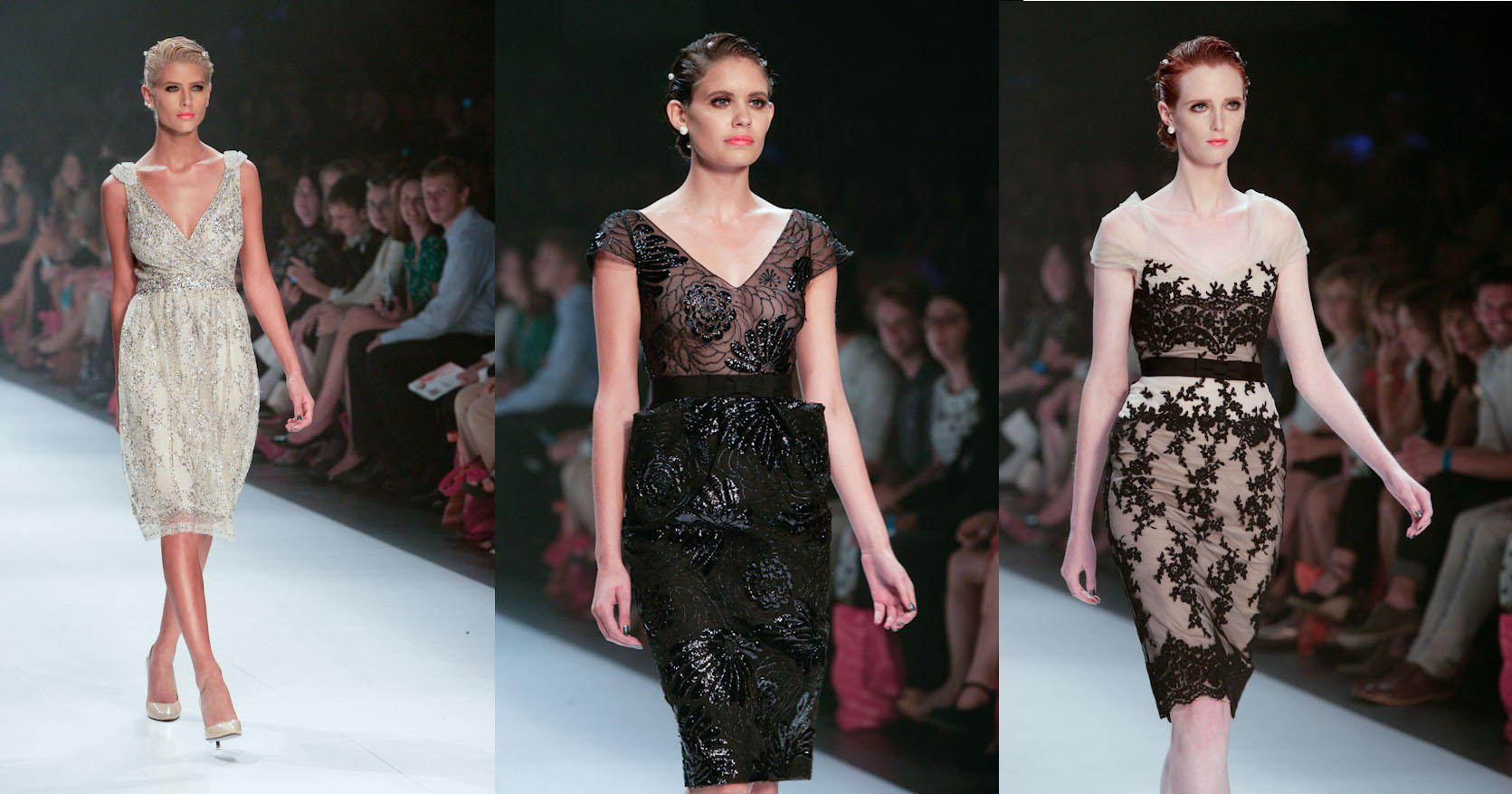 Project d lace dress necklace