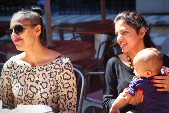 indian girl, cheri miss critique, bloggers meet up, melbourne