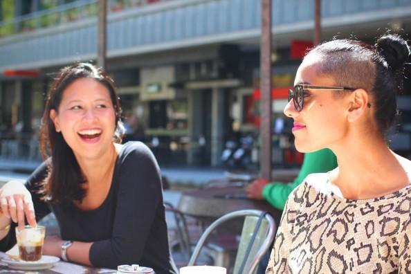 norlin, cheri, bloggers meet up
