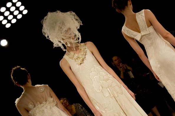 akira bride as a flower ss 2012 MBFWA