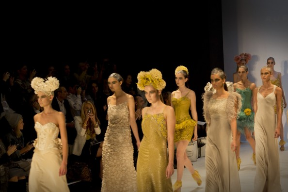 aurelio costarella finale mbfwa 2012 show