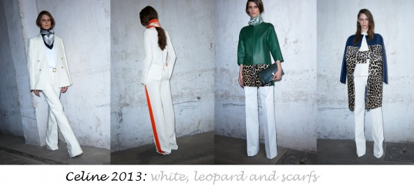 celine resort 2013 summer fashion trends