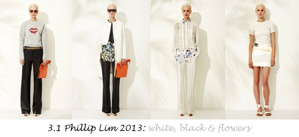 phillip lim resort 2013 summer fashion trends