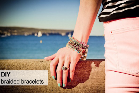 DIY-braided-bracelets