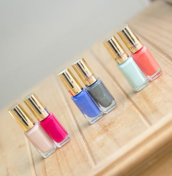 L'Orela Paris Color Riche nail polsih