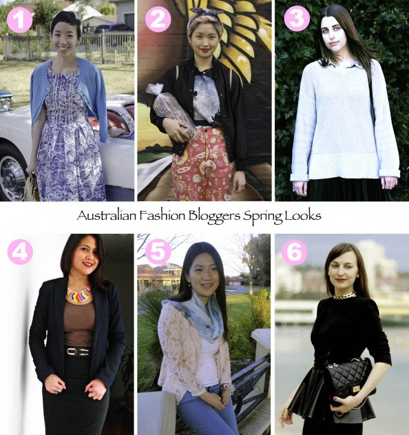 australian fashion bloggers, spring fashion
