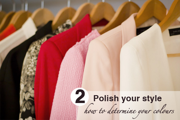 Crashingred Polish Your Style How To Determine Your Colours Crashingred