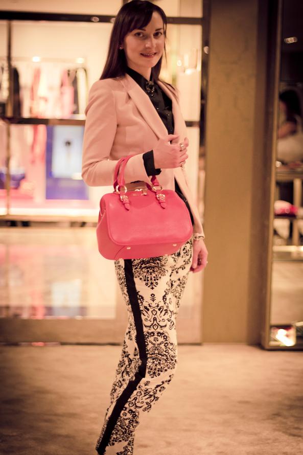 Crashingred Vogue Fashion 39 S Night Out At Miu Miu Crashingred