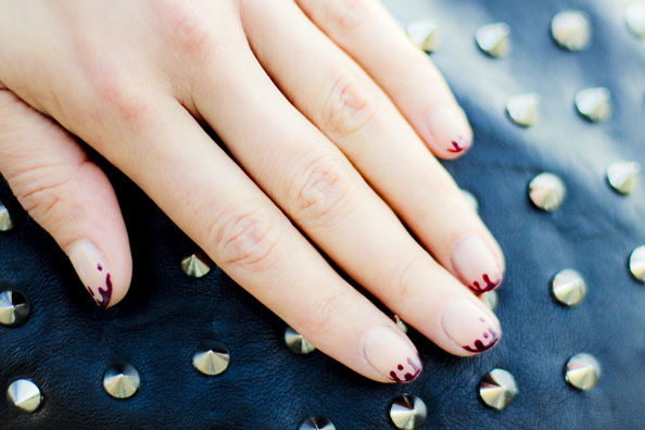 prabal gurung inspired nails how to