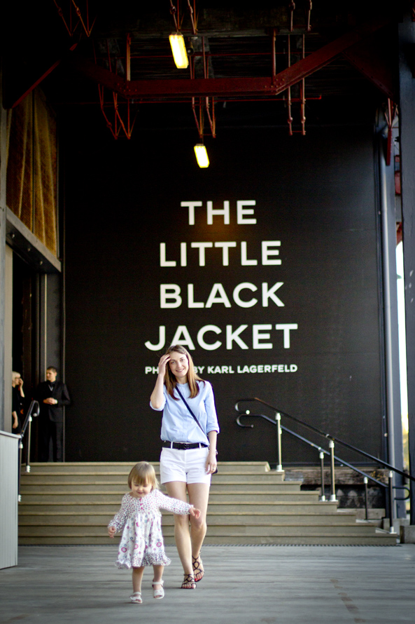 the little black jacket exhibiion in sydney