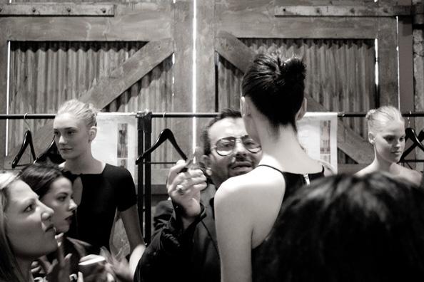 napoleon perdis makeup mbfwa 2013