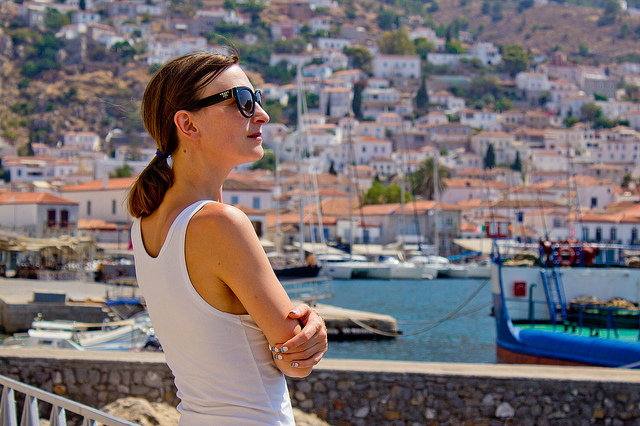 greek islands, hydra island