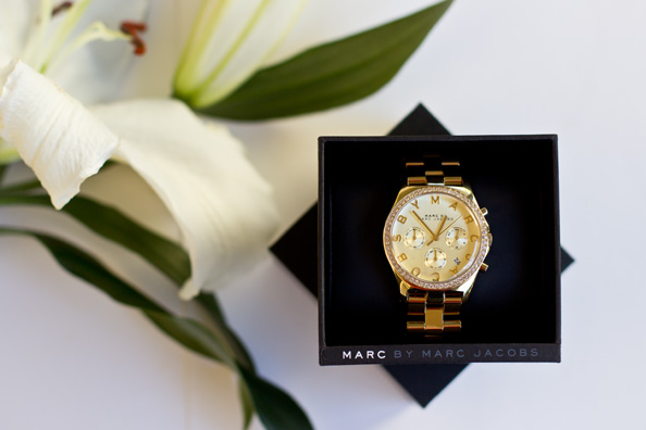 marc by marc jacobs henry glitz watch review