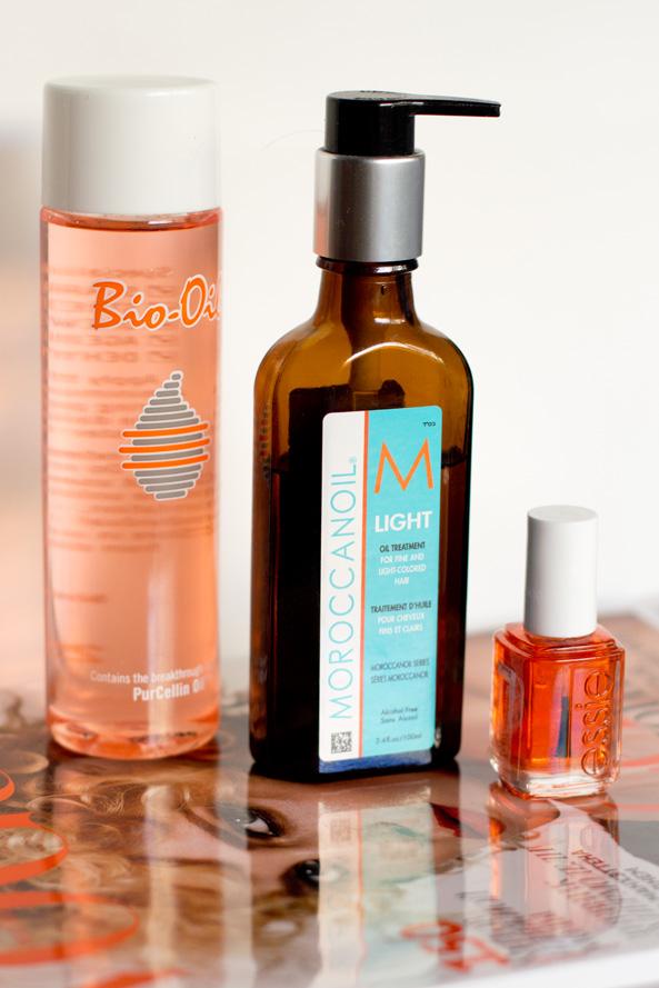 moroccan oil, bio oil