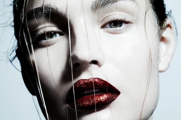 3 ways to wear red lips in 2014