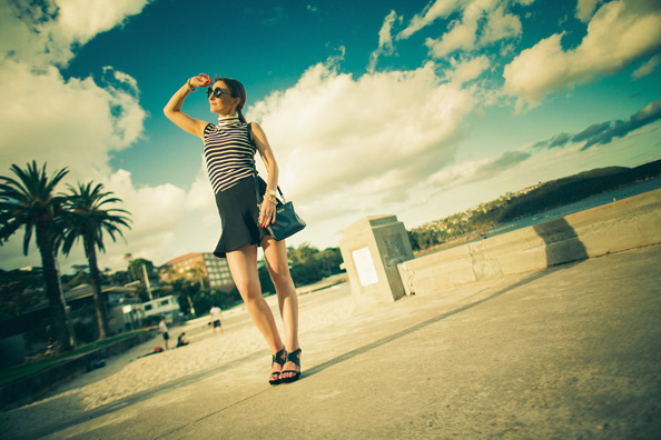 bec and bridge summer outfit