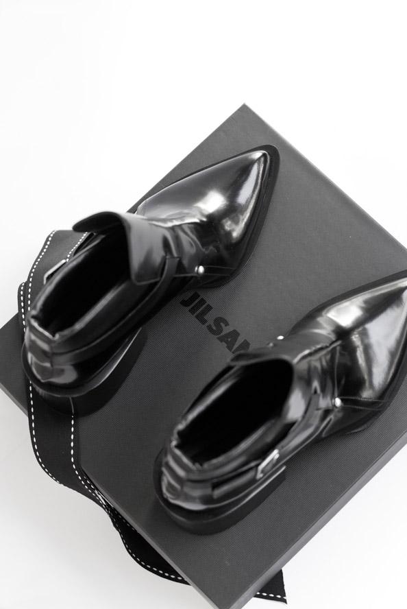 jil sander ankle boots 2