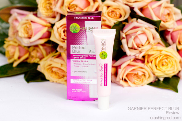 GARNIER PERFECT BLUR REVIEW 2