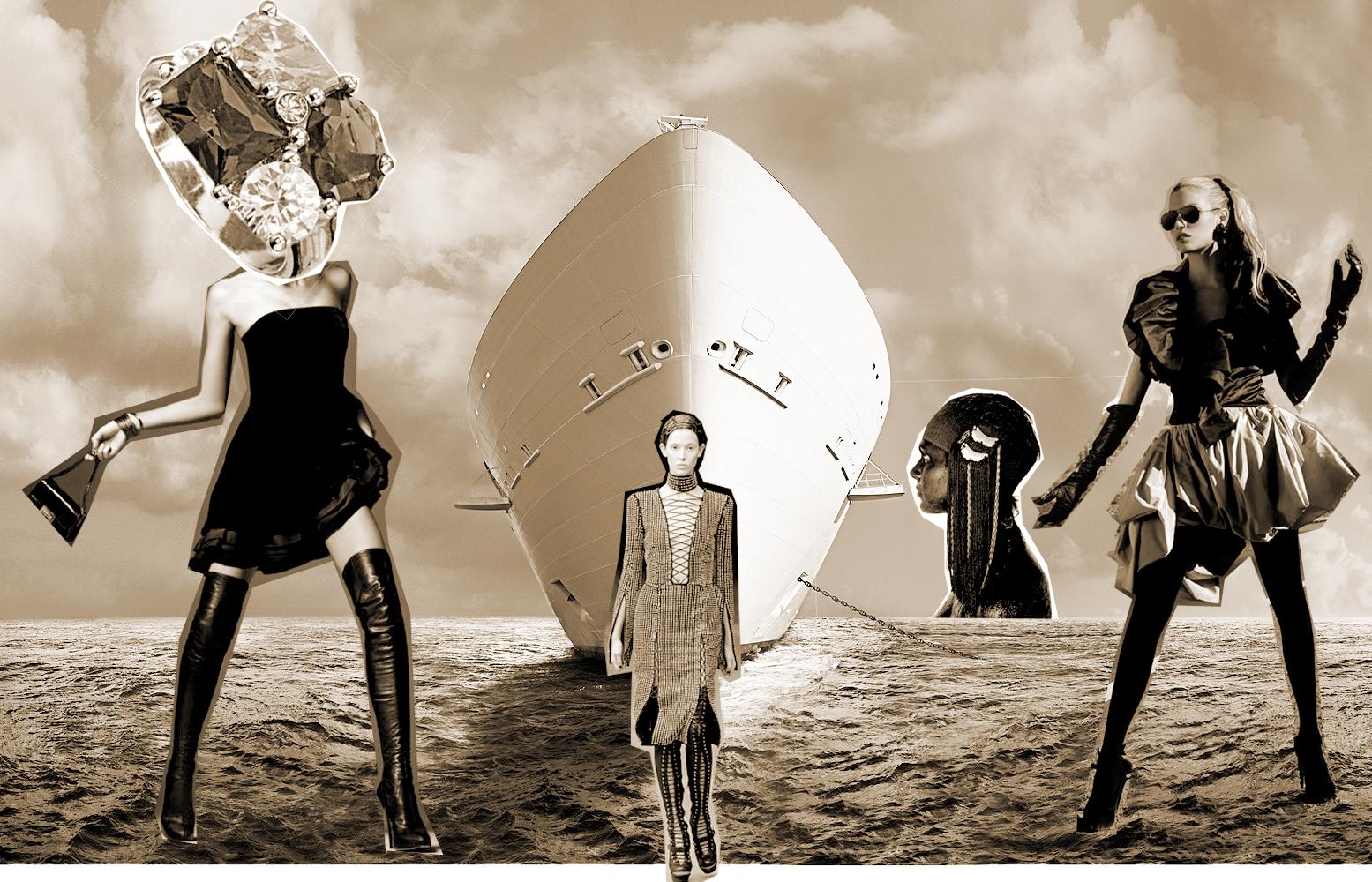 Crashingred Winter 2011 Style Boards When Fashion And Art Collide Crashingred