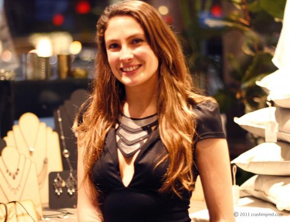 Jewellery designer, young republic launch, tobyE