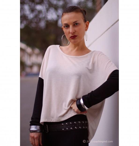 Marusya V, fashion blogger, Sydney, color blocking, chic style, new season looks