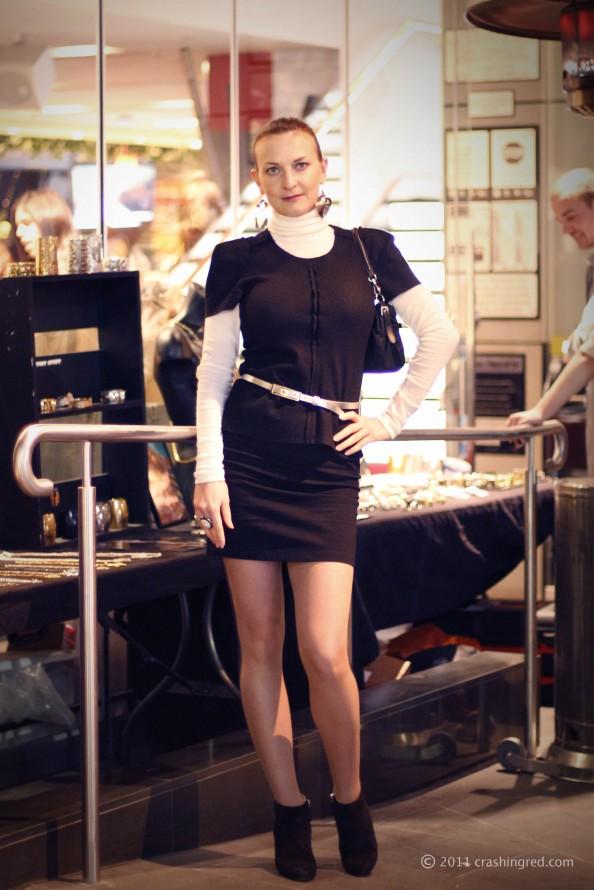 Marusya v fashion blogger, young republic launch, sydney events