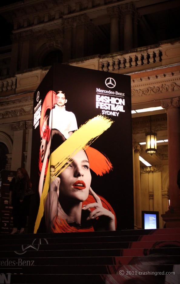 MBFFSYDNEY 2011 blog fashion week australia crashingred