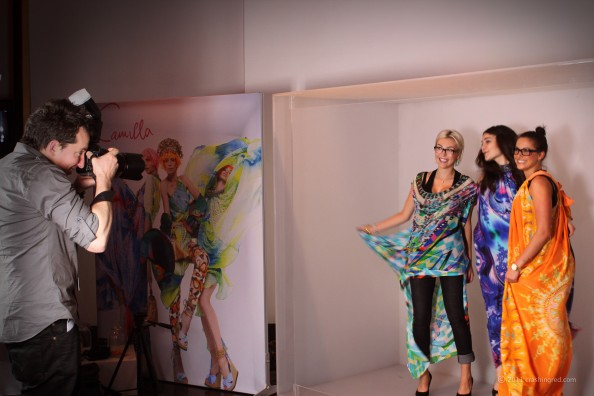 MBFFSYDNEY 2011 blog fashion week australia crashingred camilla caftans experience
