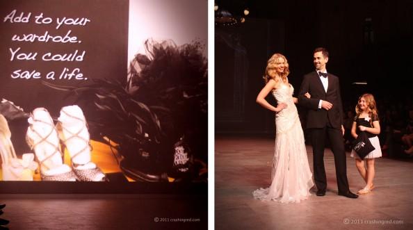 MBFFSYDNEY 2011 blog fashion week australia fashion targets breast cancer runway for research