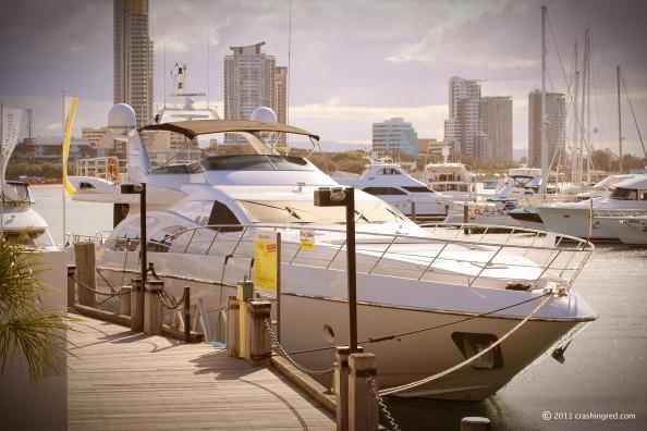 Marina Mirage, gold coast, summer, australia, luxury boats