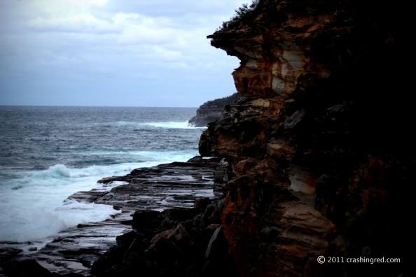 Shelly beach park, sydney northern beaches, lifestyle blog