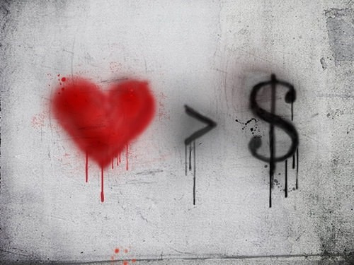 blogging for love or for money, who bloggers are, blogging, crashingred