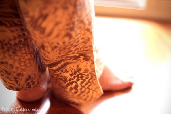 animal print jeans, fashion blog sydney