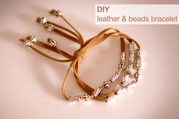 leather-stap-bracelet-silver-beads-how-to-do-it-yourself-DIY