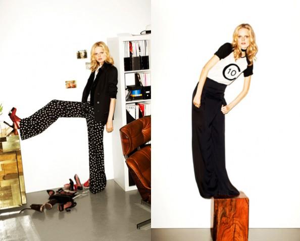 10 Crosby derek lam, tuxedo pants, office wear, corporate style, what to wear to work, sydney fashion blog