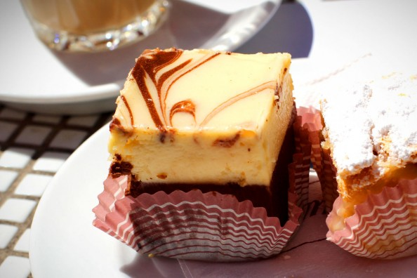 brunetti cafe, the best cakes in melbourne