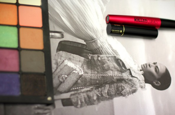 inglot palette, australis mascara review, the best mascara for long lashes