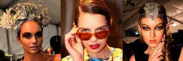mbfwa 2012 top beauty makeup looks