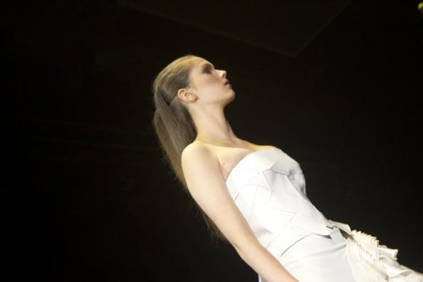 super sleek hair style 2012